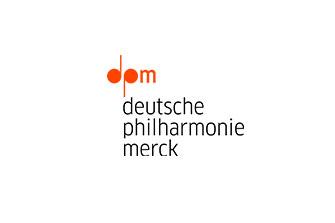 Logo Deutsche Philharmonie Merck