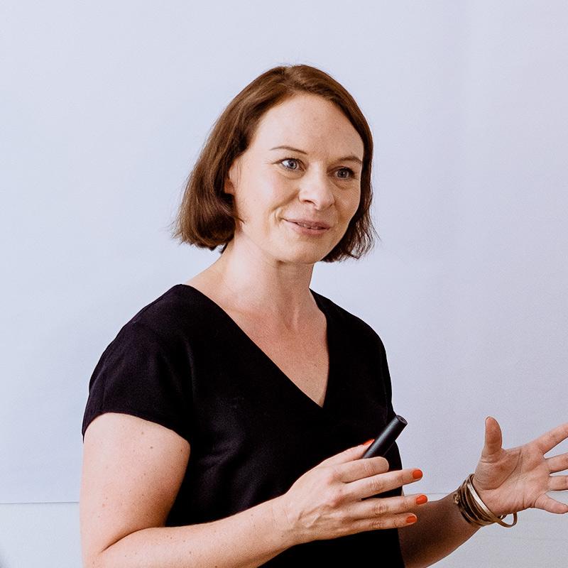Heike Rehm, Head of Innovation & Managing Director